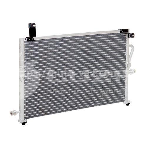 Радиатор кондиционера Daewoo Matiz (LRAC DWMz01331) Luzar