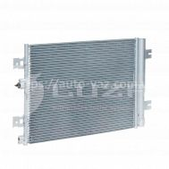 Радиатор кондиционера Лада Ларгус LRAC 0961 Лузар