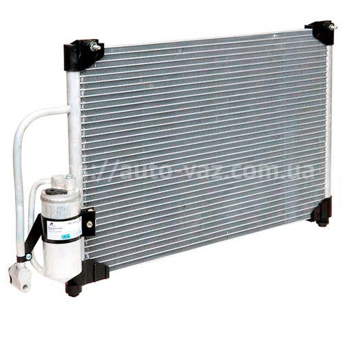Радиатор кондиционера Luzar Daewoo Lanos (97-)