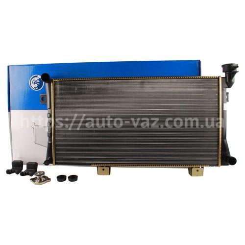 Радиатор охлаждения алюминиевый Luzar ВАЗ-21213