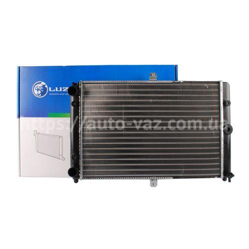 Радиатор охлаждения алюминиевый Luzar ВАЗ-2108