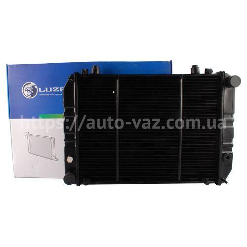 Радиатор охлаждения ГАЗ-3302/2217 н/о (медь штыри)