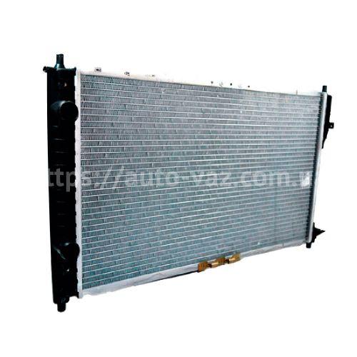 Радиатор охлаждения Daewoo Sens с конд (алюм-паяный) (PAП-OX61-10) АМЗ