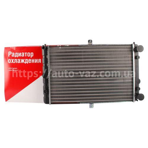 Радиатор охлаждения алюминиевый ДААЗ ВАЗ-21082