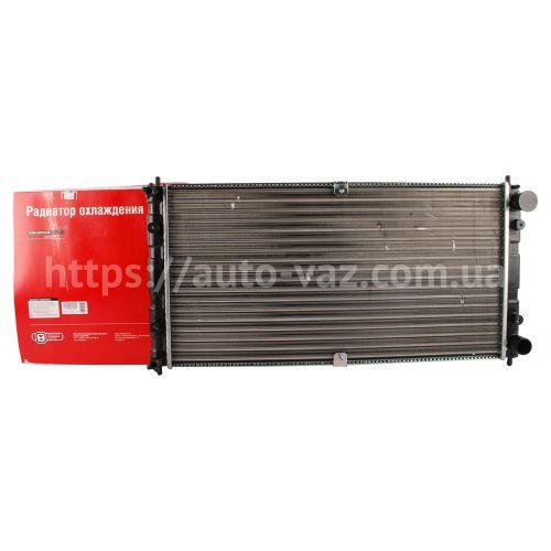 """Радиатор охлаждения алюминиевый ДААЗ ВАЗ-2123 """"Niva Chevrolet"""""""
