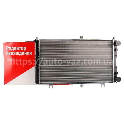 Радиатор охлаждения алюминиевый ДААЗ ВАЗ-2170