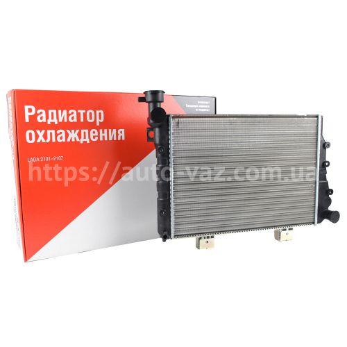 Радиатор охлаждения алюминиевый ВАЗ-2105 ДААЗ