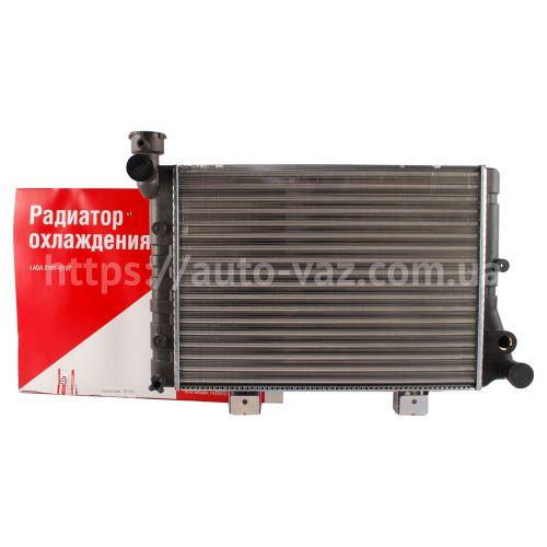 Радиатор охлаждения алюминиевый ВАЗ-2106 ДААЗ