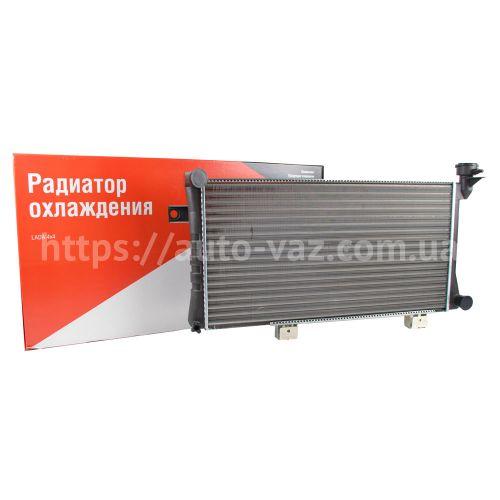 Радиатор охлаждения алюминиевый ВАЗ-21213 Lada Niva 4x4 ДААЗ