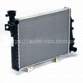 Радиатор охлаждения алюминиевый Luzar ВАЗ-2104,2105,2107 Sport