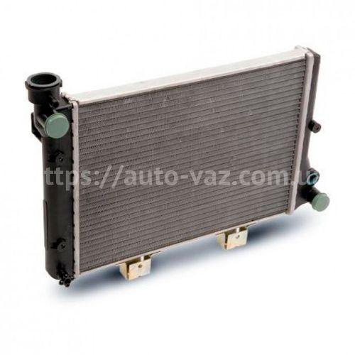 Радиатор охлаждения алюминиевый ВАЗ 2106 Sport (алюмин-паяный) LRc 0106b Luzar
