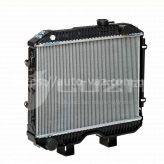 Радиатор охлаждения УАЗ Патриот 3160/3163 (алюм-паяный) LRc 0360b Лузар