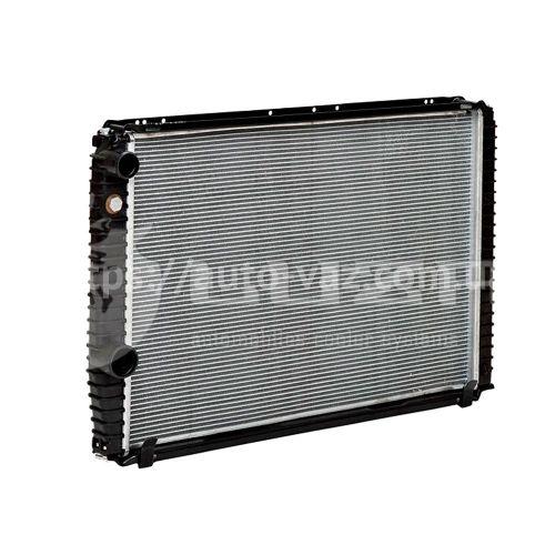 Радиатор охлаждения УАЗ-3160/3163 с конд (алюм-паяный)(LRc 0363b) Лузар