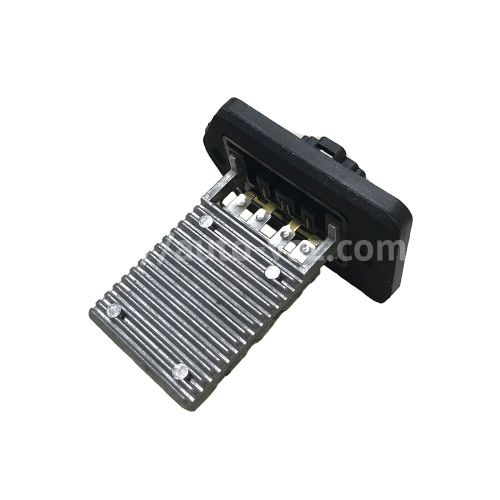 Резистор вентилятора отопителя Daewoo Lanos GM