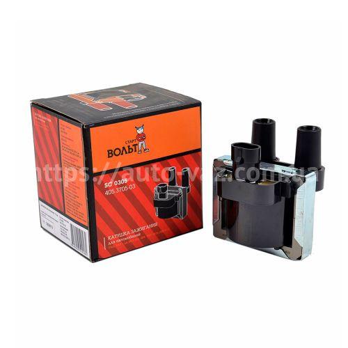 Катушка зажигания 405 СтартВольт аналог 405.3705