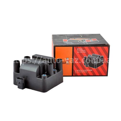 Модуль зажигания СтартВольт ВАЗ-2112 аналог 42.3705/042.3705 (сдвоенный)