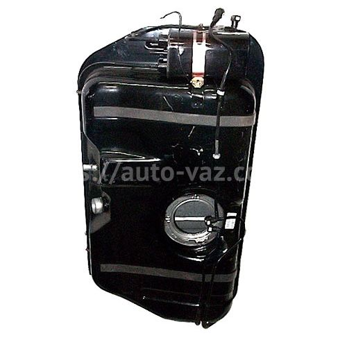 Бак топливный металлический в сборе с ЭБН и адсорбером ВАЗ-1118