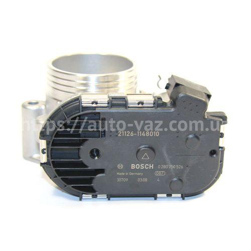 Дроссельная заслонка ВАЗ-1118 16-ти клапанная (электрическая педаль)