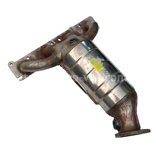 Коллектор катализатор ВАЗ-2112 16-ти клапанный